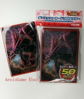 OFFRE SPECIALE / Yu-Gi-Oh! Sleeve Protège-cartes SLIFER, made in japan