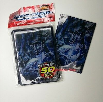 OFFRE SPECIALE / Yu-Gi-Oh! Sleeve Protège-cartes Blue Eyes Fight, made in japan