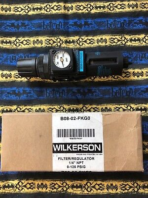 Wilkerson filter regulator B08-02-FKG0