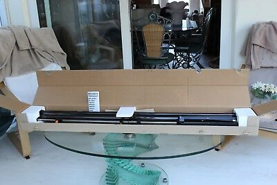 "Reflecta ""Lux"" Quality Projection Screen, Boxed, Made in Germany. 125 x 125. NOS"