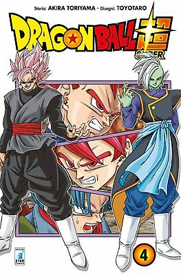 DRAGON BALL SUPER 4  Manga Star Comics Italiano - 10%