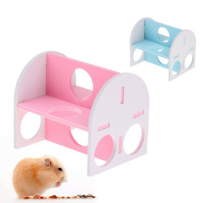 Toy Hamster Hideout Tunnel Gym Rat Mouse Gerbil Small Animal Exercise Sports