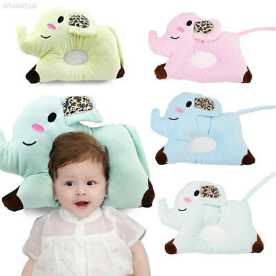 000D Newborn Shaping Pillow Infant Shaping Pillow 4 Colors Protection Elephant