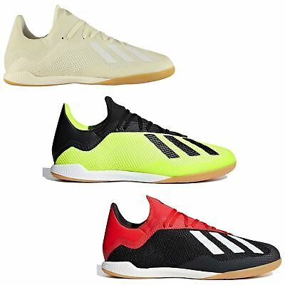6933fbb2d16 adidas X Tango 18.3 Indoor Football Trainers Mens Soccer Futsal Shoes  Sneakers