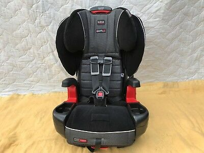 Britax Frontier Clicktight Combination Harness-2-Booster Child Car Seat