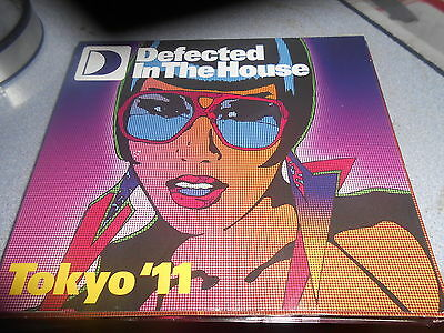 Studio Apartment & Rae – Defected In The House - Tokyo '11 (EX COND)