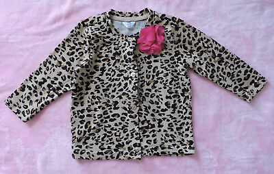 Beautiful !!! Baby Girl's Sweater  Long Sleeve Size 9 Months