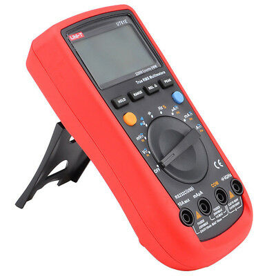UNI-T UT61E RS-232 Digital Multimeter Duty Cycle Resistance Frequency Tester Ohm