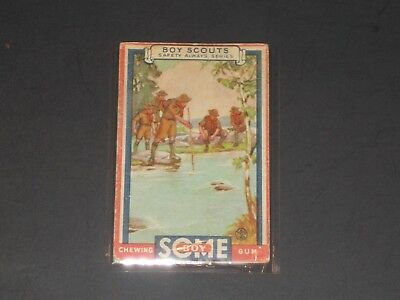 1933 R142 Goudey Some Boy (Boy Scouts), #31, VERY NICE CARD!!!
