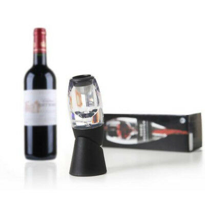 Home Quick Aerating Pourer Spout Decanter Essential Wine Aerator For Red Wine