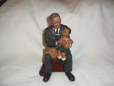 1994 Martha Holcombe Dr. Daniel Williams #25 Figurine