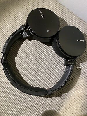 Sony MDR-XB650BT Extra Bass Bluetooth Wireless Headphone with 30hrs Power & mic