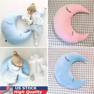 Cloud Moon Star Cushion Sweet Dreams Children Kids Nursery Pillow Soft Toy Gift