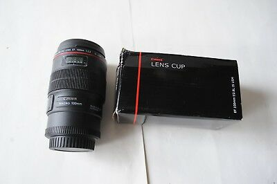 Canon Lens Cup  to keep liquids -  New Flask - Rare Item