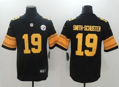 3fe5256e16c Juju Smith-Schuster #19 Pittsburgh Steelers Jersey Stitched All Size  LIMITED OFF