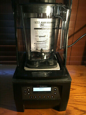 Vitamix36019,The Quiet One,ON-Counter,VM0145 Commercial Blender W/48oz container