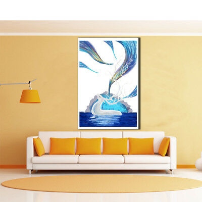 Dream deer Poster Print Decorative Paint Picture Canvas Art Home Wall Room Decor
