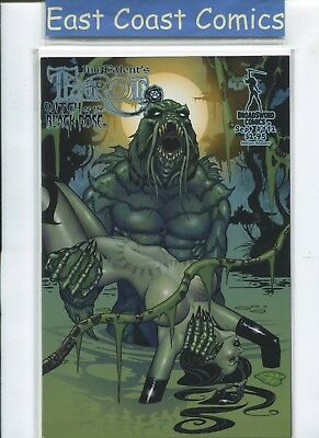 Tarot Witch Of The Black Roe #112 Cover B - Broadsword