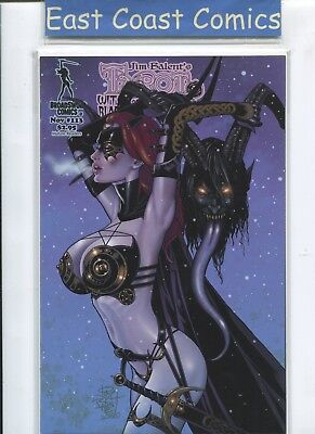 Tarot Witch Of The Black Roe #113 Cover A - Broadsword