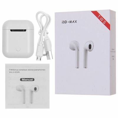 i10 Max TWS Mini Wireless Bluetooth 4.2 Headphone Earphone In-ear Stereo Earbuds