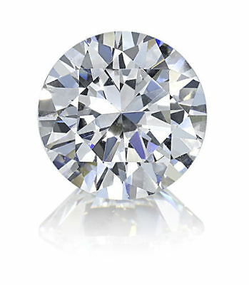 1.00 Ct VVS-VS Clarity EF Color Lab Grown Loose Diamonds Lot Round Cut For Rings