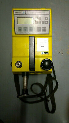 Druck DP601 (IS) Pressure Indicator, 400 bar with Calibration Certificate