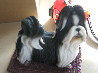 #Shih Tzu Standing #Sherratt and Simpson Figurine  SM89033