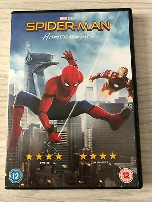 Spider-Man - Homecoming - New {Dvd}