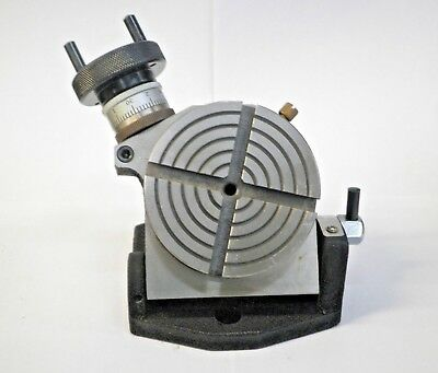 """4"""" Tilting Rotary Table  ***new***"""