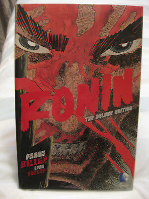 Ronin – The Deluxe Edition – Hardback – Signed By Frank Miller
