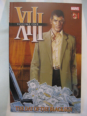 Xiii  Volume 1 – The Day Of The Black Sun – Hamme / Vance