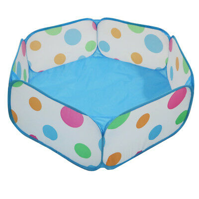 Colofrul Dots Ball Pit Pop up Play Tent for Kids Indoor Outdoor Use 100x29cm