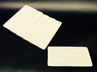 6'' Poly Blend Squeegee - 6 Pack