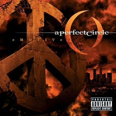 CD A Perfect Circle - Emotive - Album Nuevo y Precintado
