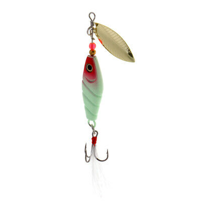 5 LAKE COAST LURES GAME COARSE SEA FISHING PIKE BASS SPINNERS TOBY SPOONS RIGS