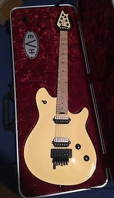 fdfecfb9aa7 EVH WOLFGANG SPECIAL Vintage White Guitar w  EVH Case -  735.00 ...