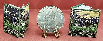 1:12 SCALE MINIATURE BOOK SHERLOCK HOLMES THE YELLOW FACE ILLUSTRATED