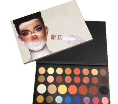 MORPHE x James Charles Inner Artist Eyeshadow Palette BNIB 100% AUTHENTIC