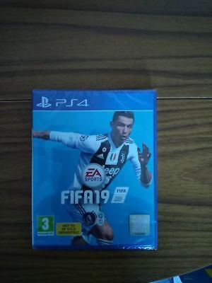 Fifa 2019 PS4 Brand new (sealed)  with codes