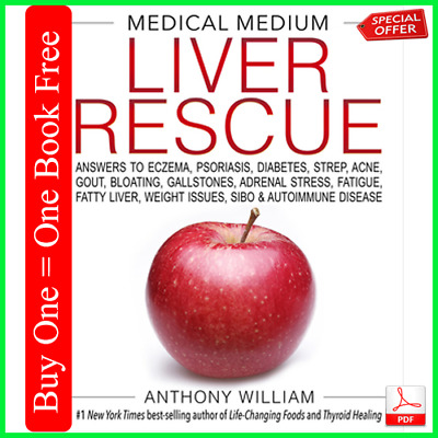 Medical Medium Liver Rescue 2018 by Anthony William (E-Book) {PDF}