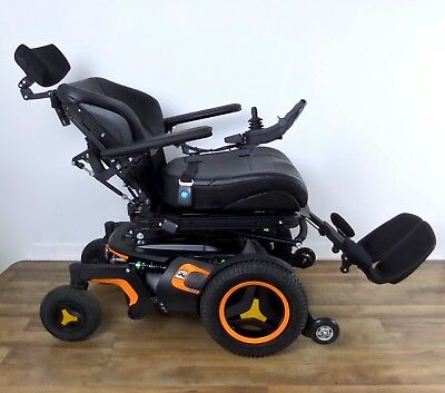 Permobil F3 power wheelchair - Immaculate condition, plus FREE SHIPPING!!