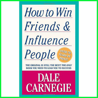 How to Win Friends & Influence People (E-book) {PDF} ⚡Fast Delivery(10s)⚡