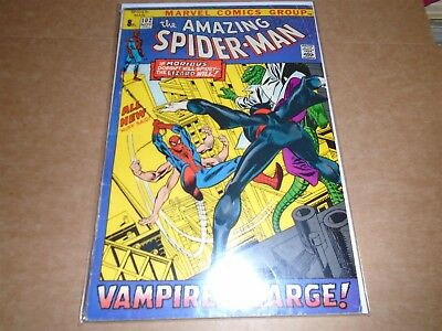 THE AMAZING SPIDER-MAN #102 Marvel Comics 1971 VG+
