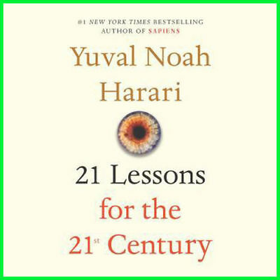 21 Lessons for the 21st Century by Yuval Noah (E-book) {PDF}⚡Fast Delivery(10s)⚡