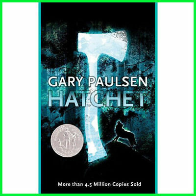 Hatchet by Gary Paulsen (E-book) {PDF} ⚡Fast Delivery(10s)⚡