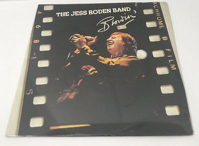 "The Jess Roden Band ‎– Blowin'  (1977) Recorded Live 12"" Album SEALED"