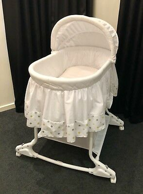 Used baby bassinet