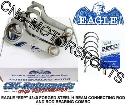 EAGLE CONNECTING RODS For Dodge Neon / Mitsubishi Eclipse RS 420A