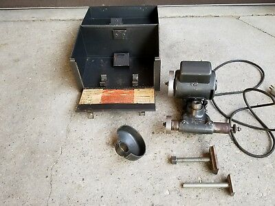 Dumore tool post grinder 55-011 1/2 hp case