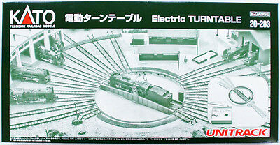 Kato 20-283 UNITRACK Electric Turntable (N scale)